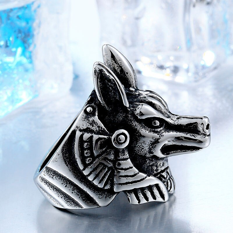 316L Stainless Steel League legend Game Nasus Role Ring For Men Top Quality Amulet Viking2.jpg - League of Legend Nasus Stainless Steel Ring