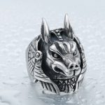 BEIER 316L Stainless Steel League legend Game Nasus Role Ring For Men Top Quality Jewerly BR8 150x150 - League of Legend Nasus Stainless Steel Ring