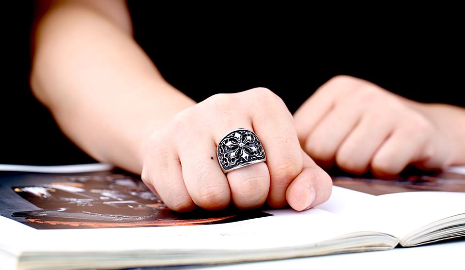 HTB1O6ZbRFXXXXb2XFXXq6xXFXXXL - Royal Silver Stainless Steel Men's High Quality Ring