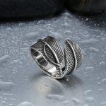 HTB1W5V.OXXXXXctaFXXq6xXFXXXv 150x150 - Retro Gothic Feather Ring