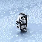 HTB1e2T.RpXXXXcCapXXq6xXFXXX2 150x150 - Cool Tattoo Punk Skull Stainless Steel Ring