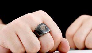 HTB1vIFZNVXXXXaCaXXXq6xXFXXXG 300x174 - Game of Thrones Ice Wolf Stainless Steel Ring