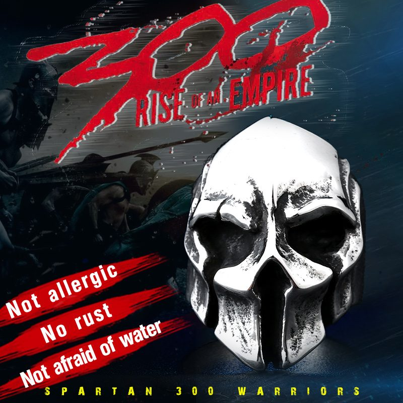 300 rise of an empire 1 800x800 - Spartan Mask Ring