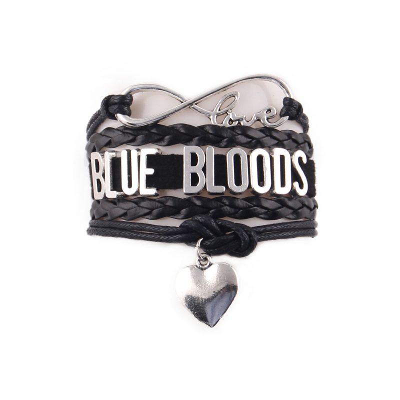 blue bloods heart charm bracelet 1a 800x800 - Blue Bloods Heart Charm Bracelet