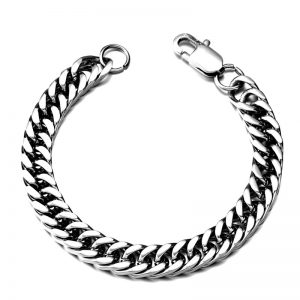 gourmete bracelet 1 1 300x300 - High Polish Gourmette Bracelet