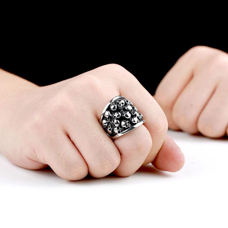 Crypt skull ring1 - Crypt Skull Ring