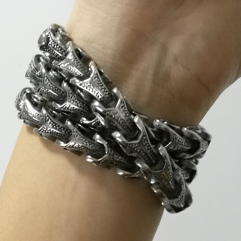 Eternal Dragon Link Chain 4 - Eternal Dragon Link Chain
