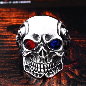 Kapala Skull Ring 4 300x300 - Kapala Skull Ring