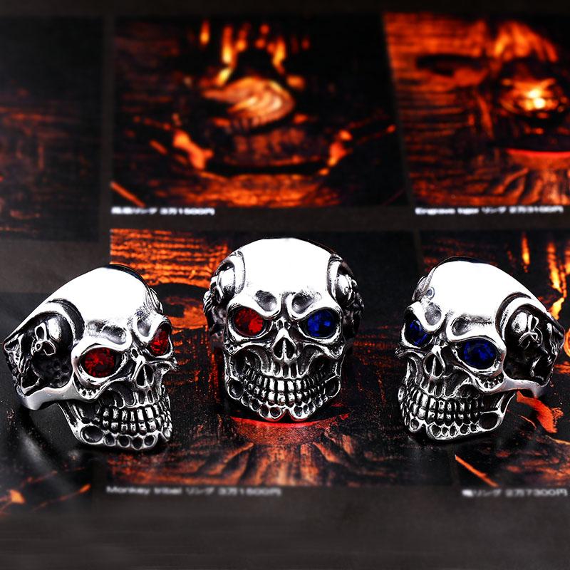 Kapala Skull Ring 5 - Kapala Skull Ring