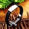 Thor Mjolnir Hammer bracelet 6 100x100 - Thor Mjolnir Hammer Bracelet