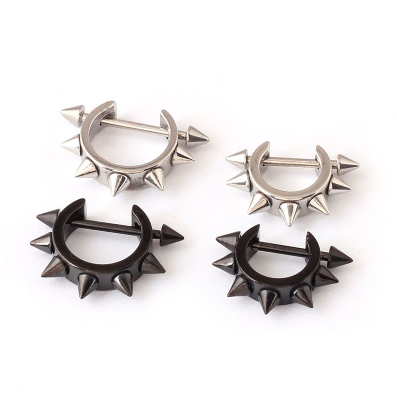 10987 49edcdfef987da16a79ec3d4fd563cec 800x800 - Punk Style Spikes Stud Earrings