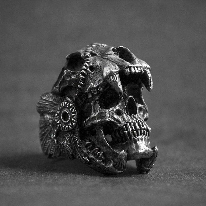 11237 96f4c784139587a4e30729bdd9e36eda 800x800 - Men's Skull Shaped Ring