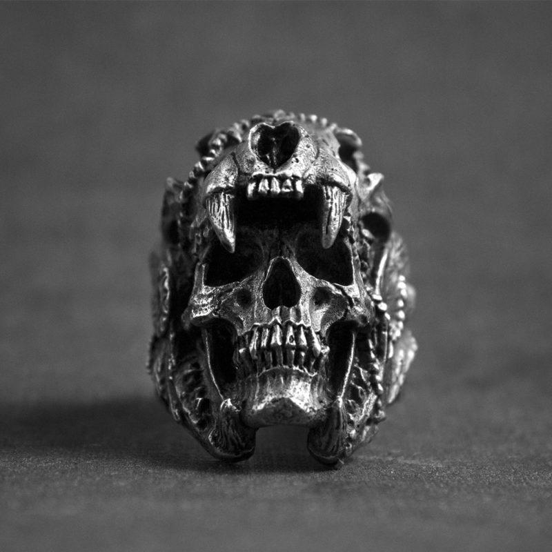 11237 d54f5037d9d597ab5868049856741f6e 800x800 - Men's Skull Shaped Ring