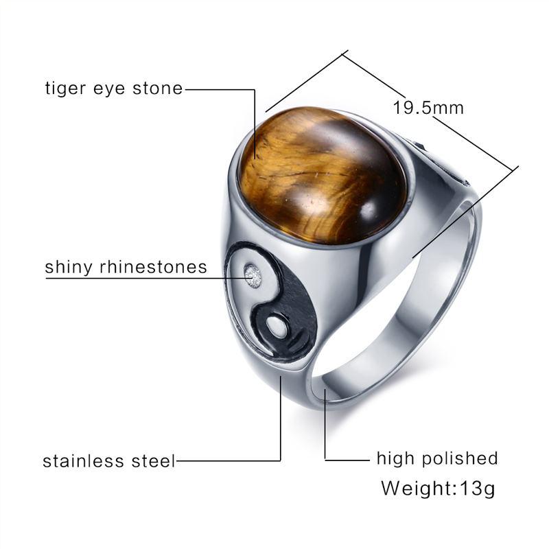11393 a0fc71b4b30713364e5189660576746d - Tiger Eye Stone Yin Yang Symbol Ring