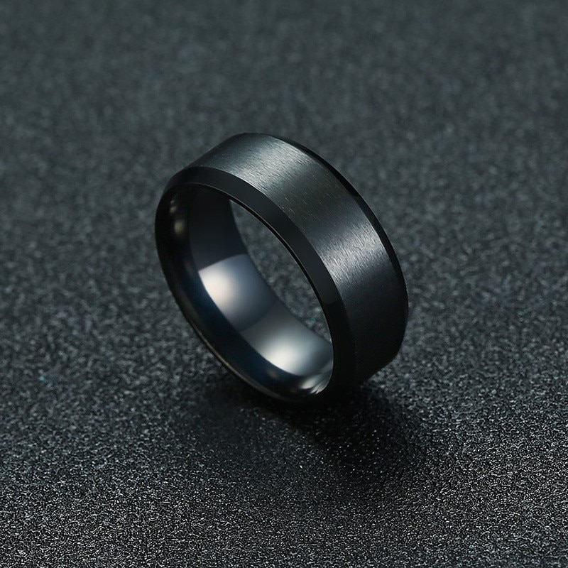 15110 86a4491fdd2c81c3ee30c8fb34c4cfc9 - Classic Stainless Steel Ring for Men