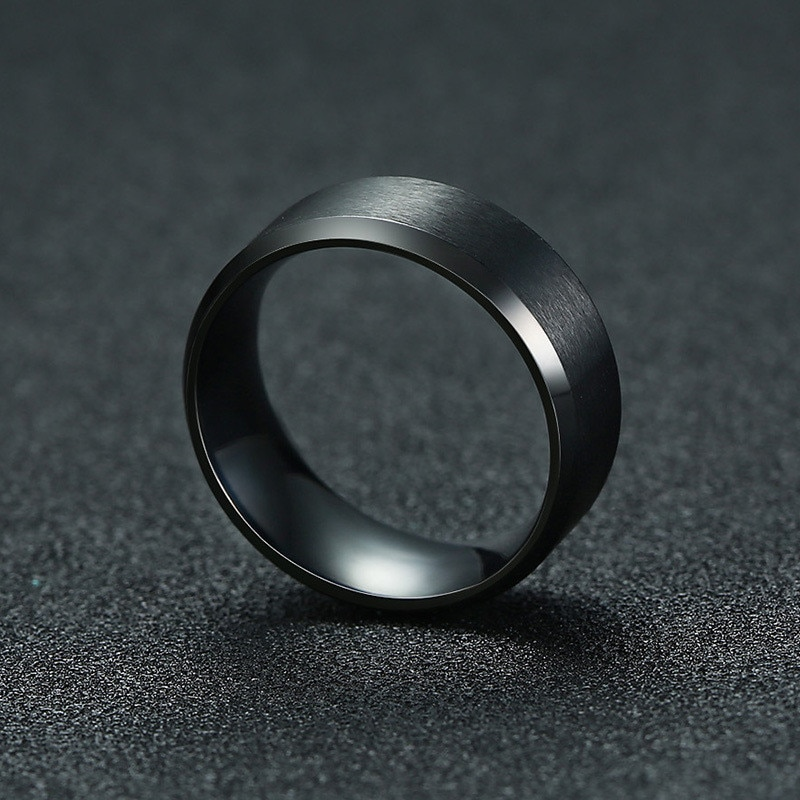 15110 b2df4f9cb69e01ca94ed4d4e31cfec8f - Classic Stainless Steel Ring for Men