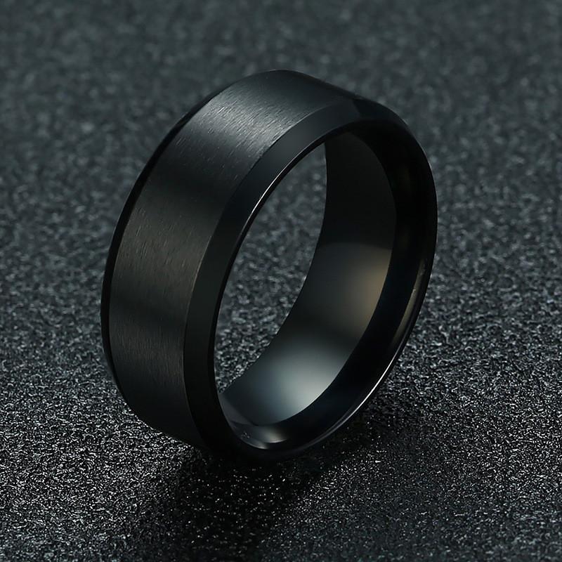 15110 d1c407f14df6c3b4d13ec1f0e96e5036 - Classic Stainless Steel Ring for Men