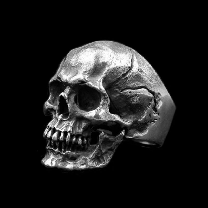 Calvarium Skull Ring 800x800 - Calvarium Skull Ring