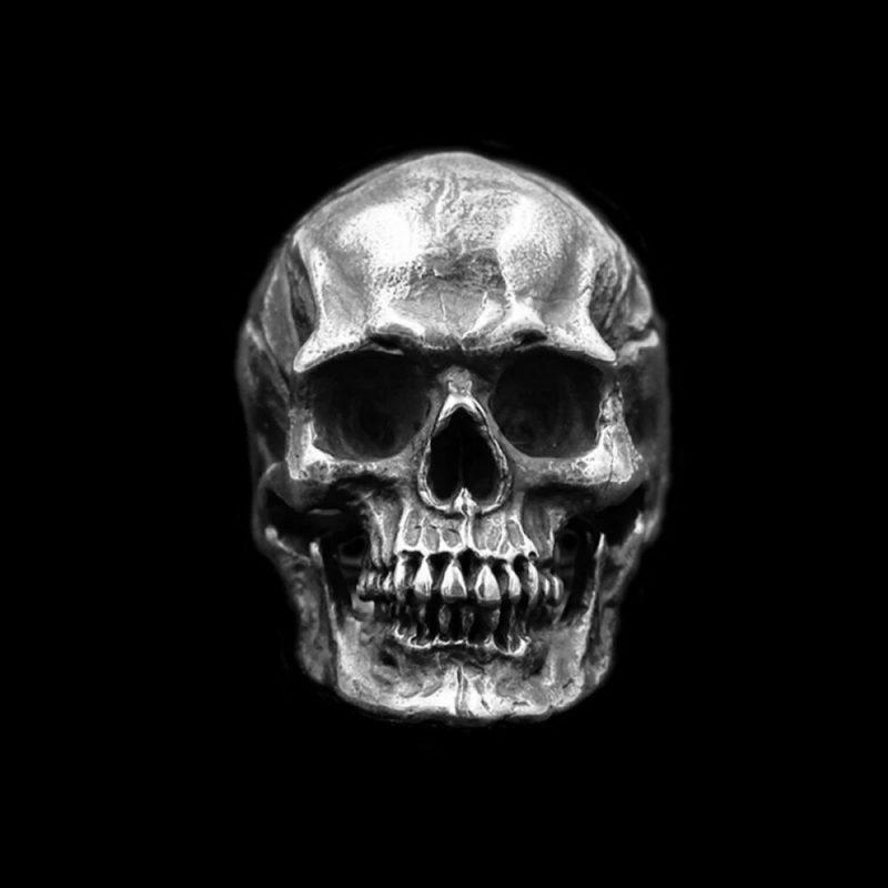 Calvarium Skull Ring2 800x800 - Calvarium Skull Ring