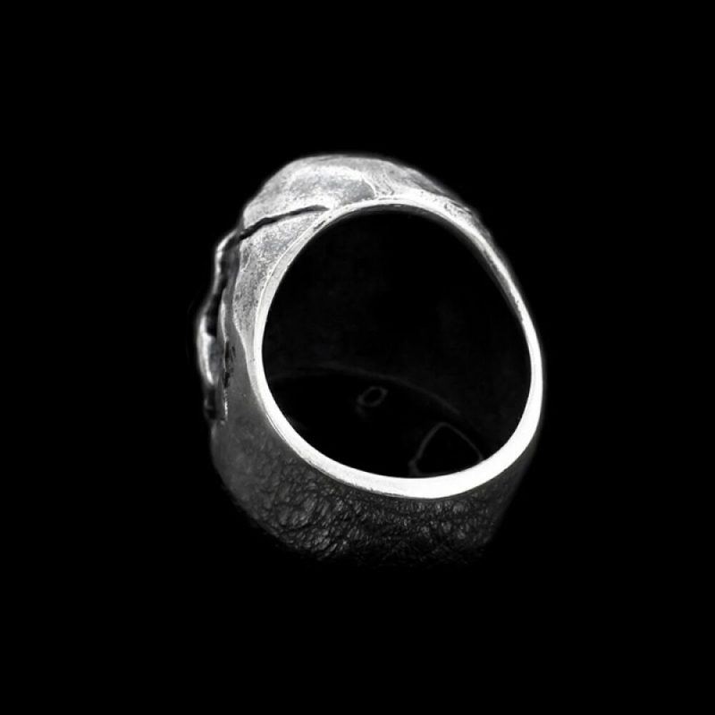 Calvarium Skull Ring3 800x800 - Calvarium Skull Ring